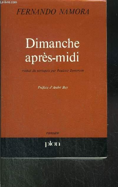 DIMANCHE APRES-MIDI