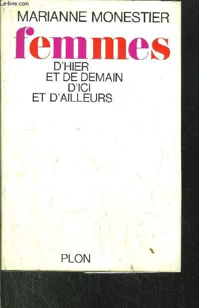 FEMMES D'HIER ET DE DEMAIN D'ICI ET D'AILLEURS