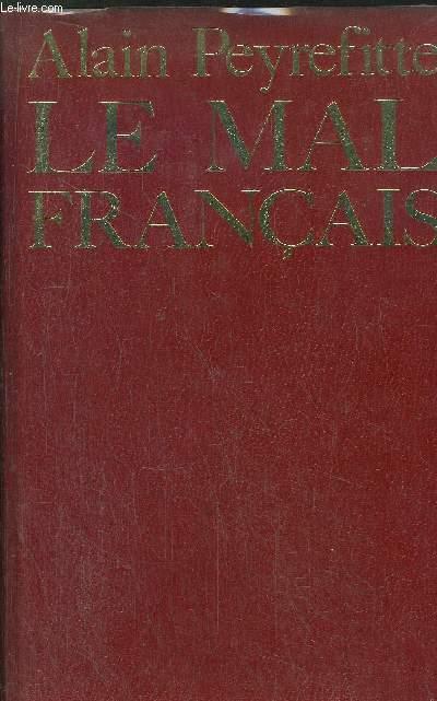 LE MAL FRANCAIS