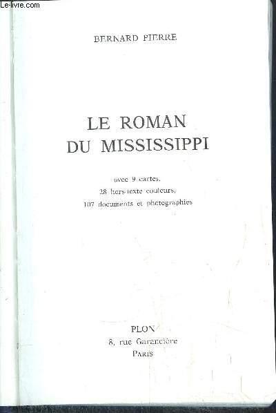 LE ROMAN DU MISSISSIPPI