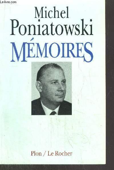 MEMOIRES - TOME I