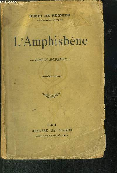 L'AMPHISBENE