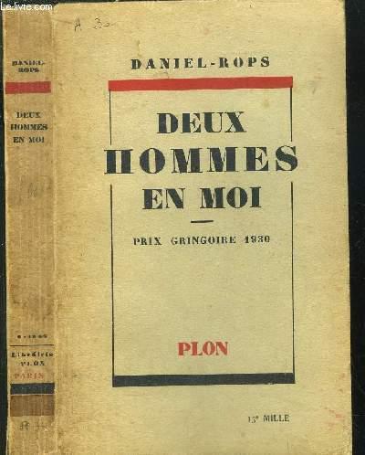 DEUX HOMMES EN MOI