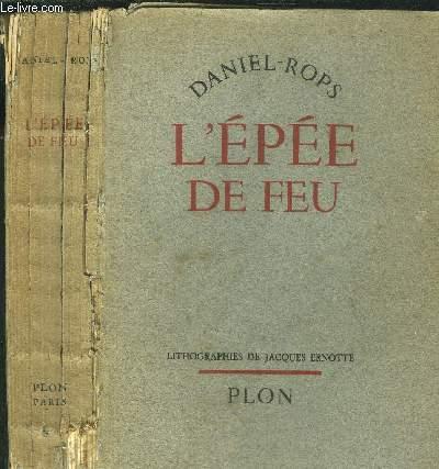 L'EPEE DE FEU