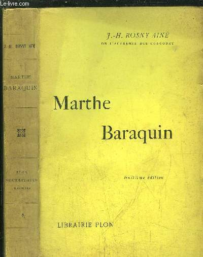 MARTHE BARAQUIN