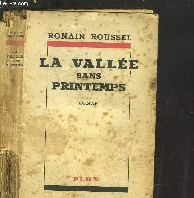 LA VALLEE SANS PRINTEMPS
