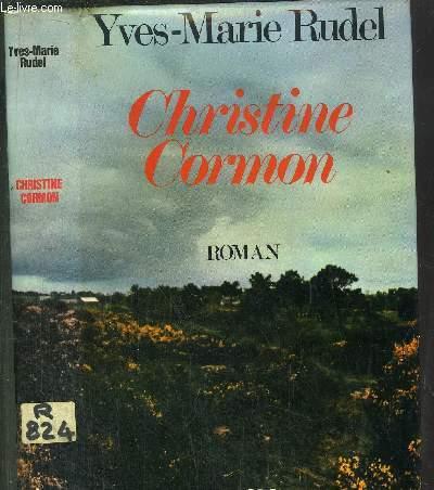 CHRISTINE CORMON