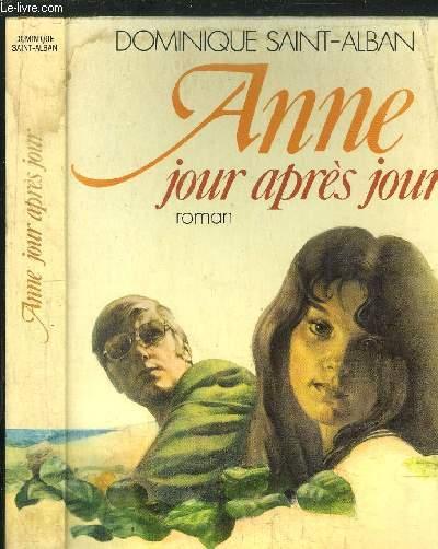 ANNE JOUR APRES JOUR