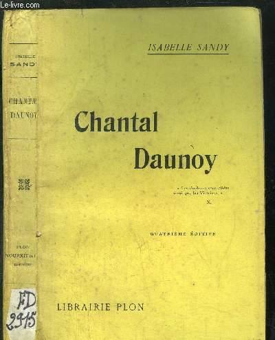 CHANTAL DAUNOY