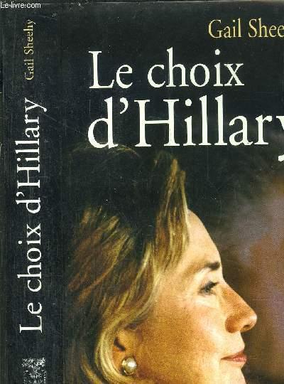 LE CHOIX D'HILLARY