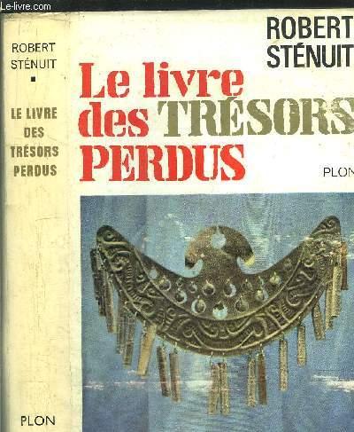 LE LIVRE DES TRESORS PERDUS