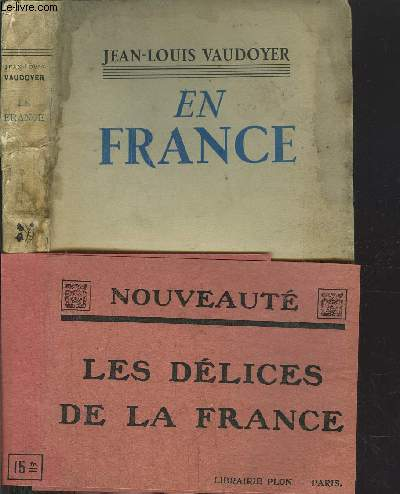 EN FRANCE - MISCELLANEES