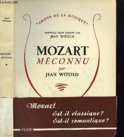 MOZART MECONNU