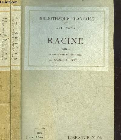 RACINE - 2 VOLUMES - TOMES I+II