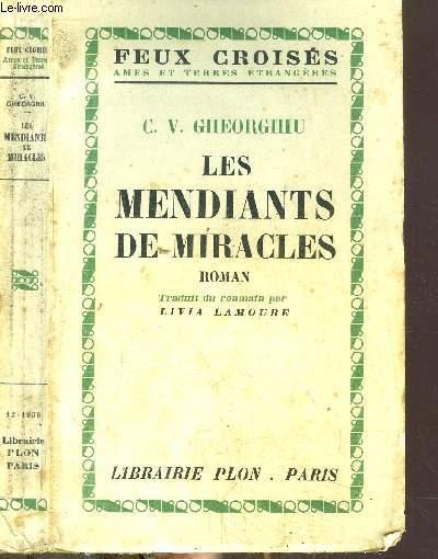 LES MENDIANTS DE MIRACLES - COLLECTION FEUX CROISES