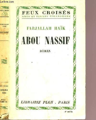 LES ENFANTS DE LA TERRE - ABOU NASSIF - COLLECTION FEUX CROISES