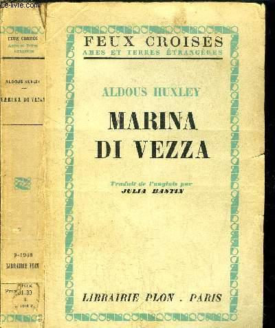 MARINA DI VEZZA - COLLECTION FEUX CROISES