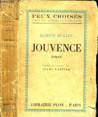 JOUVENCE - COLLECTION FEUX CROISES