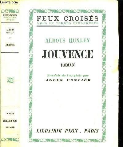 JOUVENCE - COLLECTION FEUX CROISES