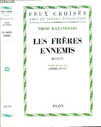 LES FRERES ENNEMIS - COLLECTION FEUX CROISES