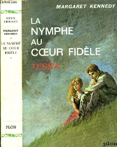 LA NYMPHE AU COEUR FIDELE - COLLECTION FEUX CROISES
