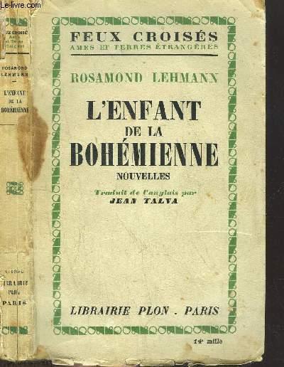 L'ENFANT DE LA BOHEMIENNE - COLLECTION FEUX CROISES