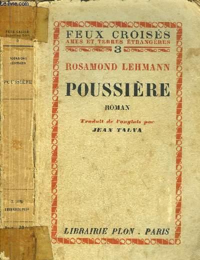 POUSSIERE - COLLECTION FEUX CROISES N°3