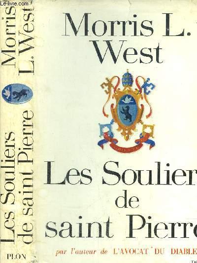 LES SOULIERS DE SAINT PIERRE - COLLECTION FEUX CROISES