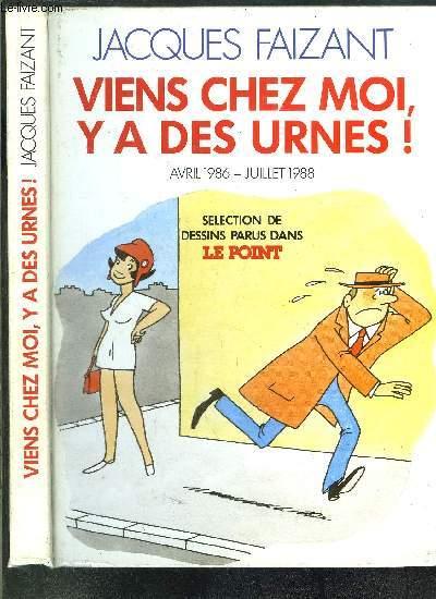 UNE VIE DE BATON DE CHAISE - AVRIL 1984 - AVRIL 1986