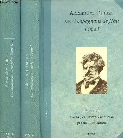 LES COMPAGNONS DE JEBU - 2 VOLUMES - TOMES I+II