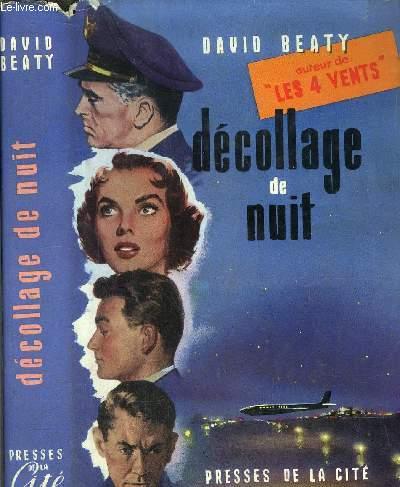 DECOLLAGE DE NUIT