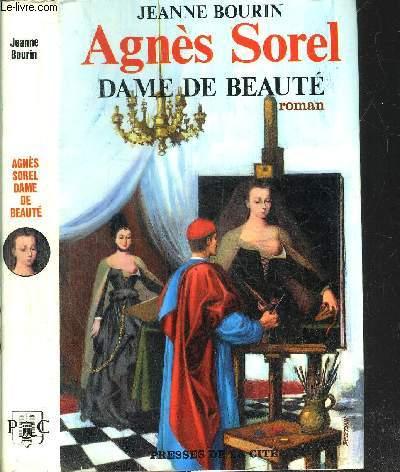 AGNES SOREL - DAME DE BEAUTE
