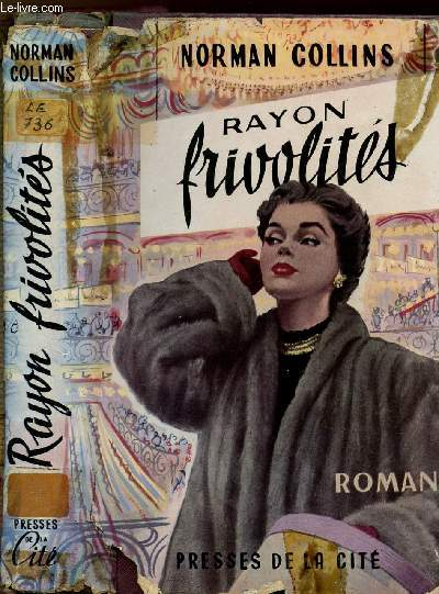 RAYON FRIVOLITES