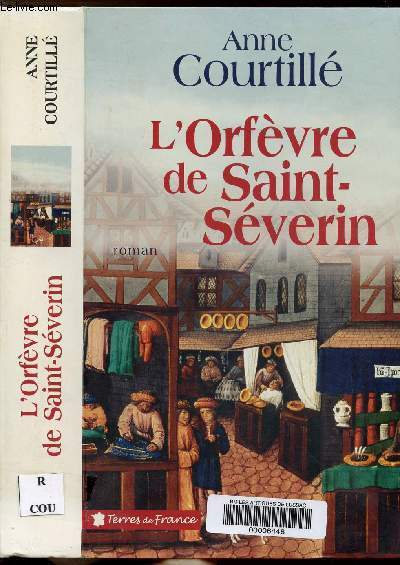 L'ORFEVRE DE SAINT-SEVERIN