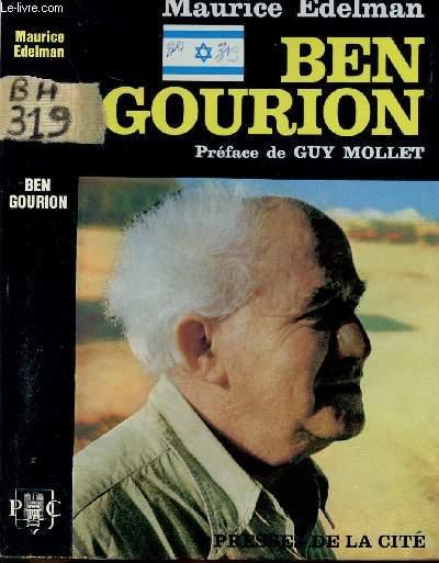 BEN GOURION