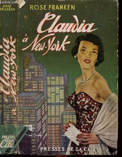 CLAUDIA A NEW-YORK