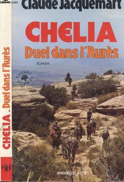 CHELIA DUEL DANS L'AURES