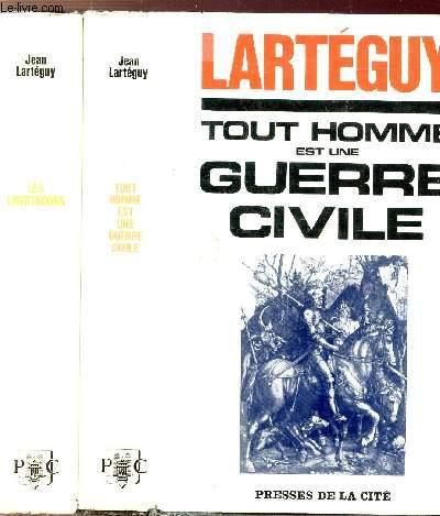 TOUT HOMME EST UNE GUERRE CIVILE - TOME I+II - LE PRETRE ASTRONOME - LES LIBERTADORS