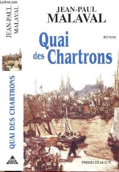 QUAI DES CAHRTRONS