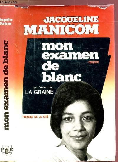 MON EXAMEN DE BLANC