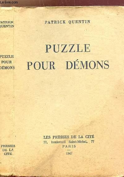 PUZZLE POUR DEMONS