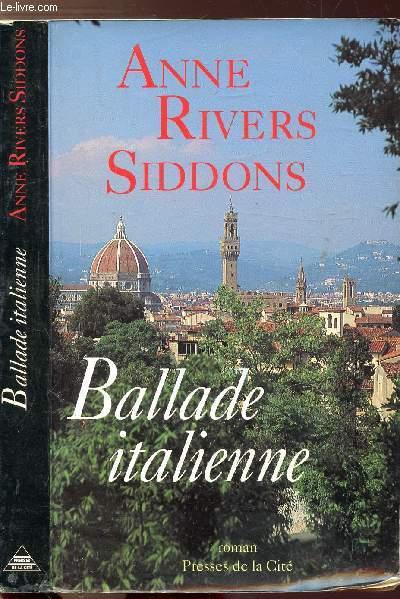 BALLADE ITALIENNE