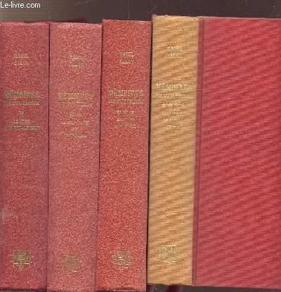 MEMOIRES FIN D'UN EMPIRE - 4 VOLUMES - TOMES I+II+III+IV - Tome 1: Le sens d