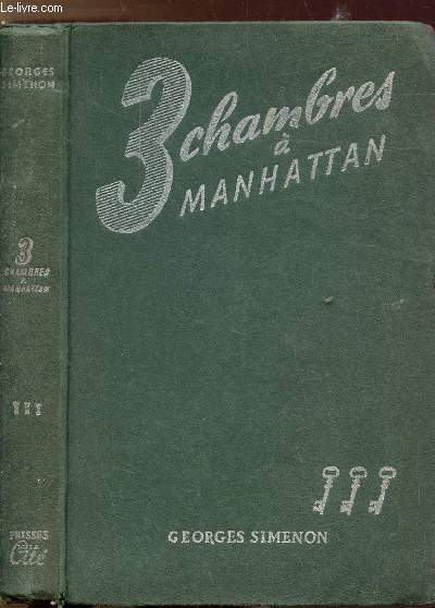 3 CHAMBRES A MANHATTAN