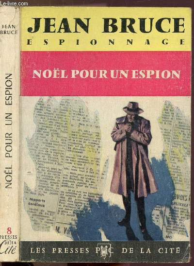 NOEL POUR UN ESPION - COLLECTION