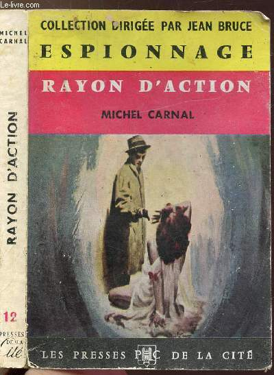 RAYON D'ACTION- COLLECTION