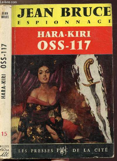 HARA-KIRI OSS-117- COLLECTION