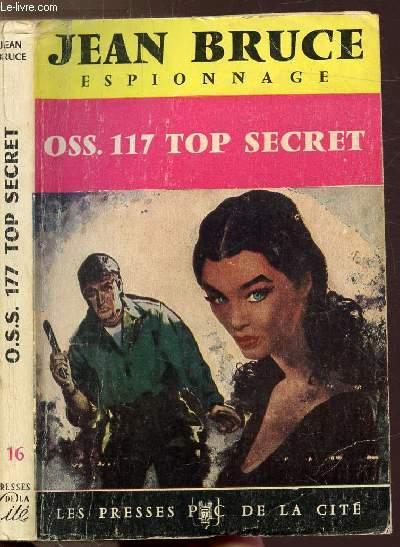 OSS. 117 TOP SECRET  - COLLECTION