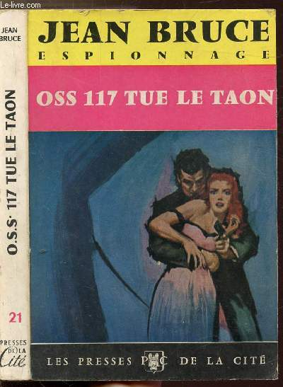 OSS 117 TUE LE TAON  - COLLECTION
