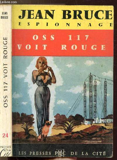 OSS 117 VOIT ROUGE - COLLECTION